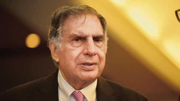Not looking to trade any charges with Cyrus Mistry: Ratan Tata