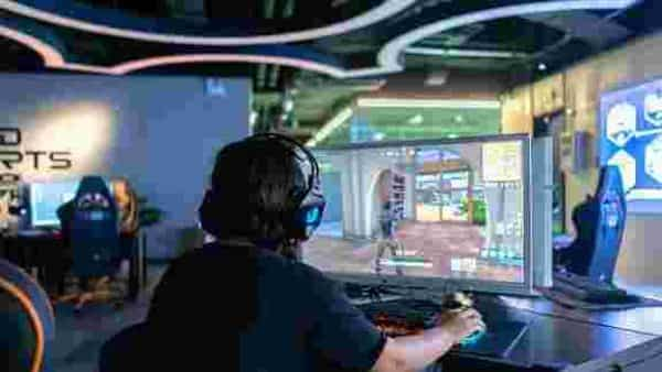 Professional electronic gaming boasts an estimated 250 million players worldwide in a growing market worth about a billion dollars a year. Photo: Getty Images