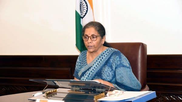 Union Minister for Finance and Corporate Affairs, Nirmala Sitharaman (Photo: PTI)