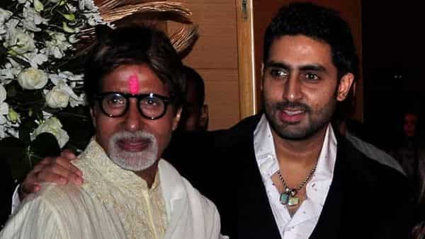 Abhishek Bachchan's father, Amitabh Bachchan was also tested positive for novel coronavirus last month (REUTERS/Manav Manglani)