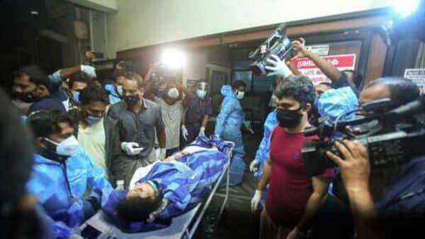 Air India flight crash: Locals rush passengers to hospital