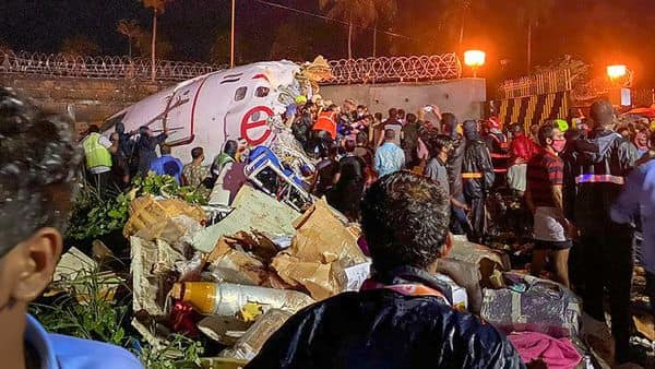 At least 18 people, including two pilots were killed in Air India plane crash (Photo: PTI)