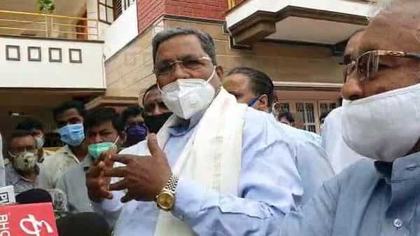 Siddaramaiah to be discharged tomorrow after Covid-19 test found negative