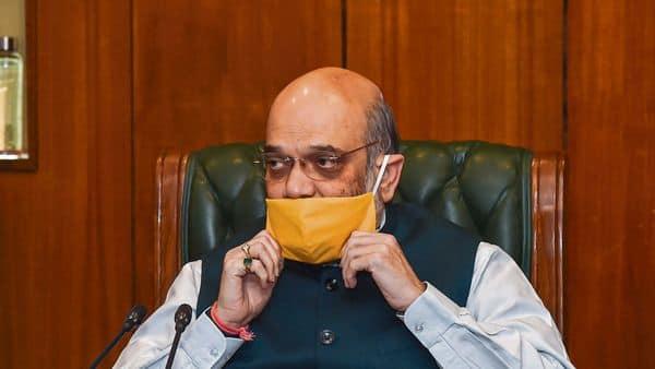 Home minister Amit Shah (Photo: PTI)