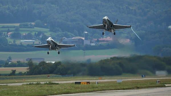 Fighter jets (REUTERS)