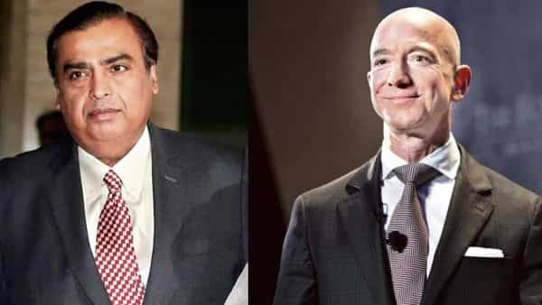 Jeff Bezos regards India as a key frontier for Amazon, particularly after failing to break into China