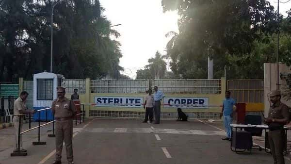 A file photo of Sterlite Copper smelter at Thoothukudi, Tamil Nadu, (Reuters)