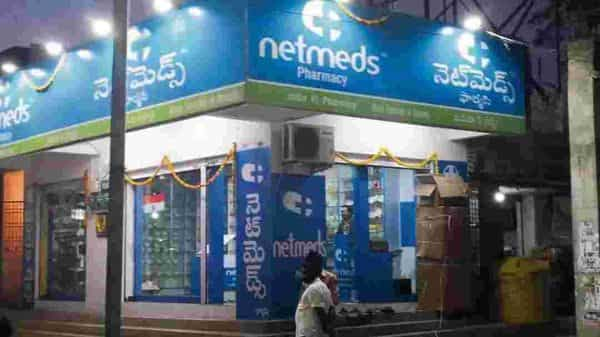 Reliance has acquired a 60% stake in Netmeds for  ₹620 cr.