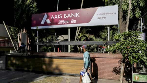 Axis Bank (Bloomberg)