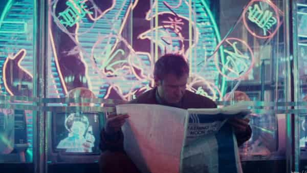 Ridley Scott's 'Blade Runner' has a classic synth score by Vangelis