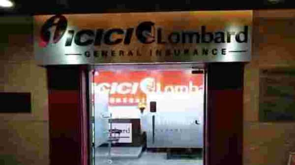 Promoter ICICI Bank Ltd holds 51.89% stake in ICICI Lombard, while the rest is with the public Photo: (Pradeep Gaur/Mint)
