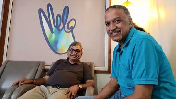 Mela Ventures started by Mindtree Ltd co-founders Krishnakumar Natarajan and Parthasarathy NS. (Mela Ventures)