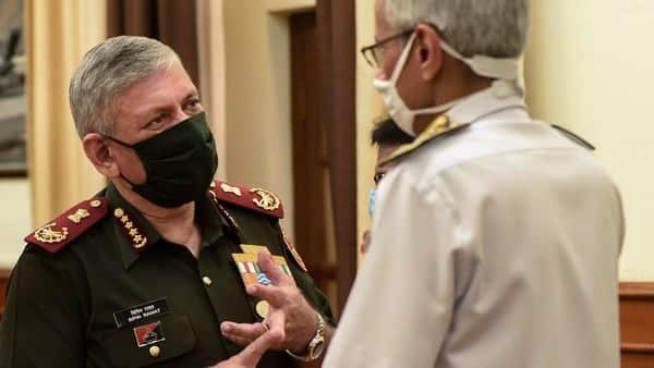 Chief of Defence Staff Gen Bipin Rawat  (PTI)
