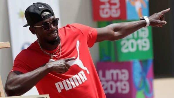 A file photo of world-record sprinter Usain Bolt. (REUTERS)