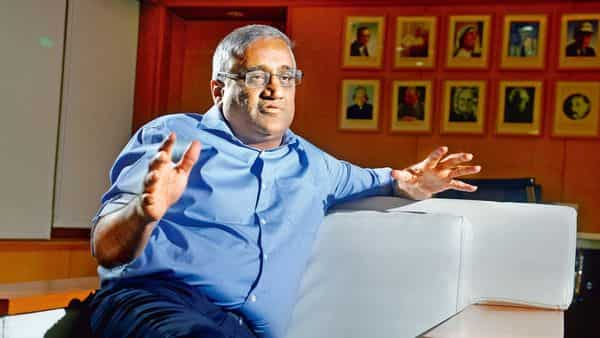 Future Group founder and chief executive officer Kishore Biyani. (Mint)