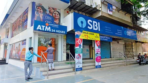 SBI had the highest write-offs at  ₹4,363 crore in the June quarter. (Mint)