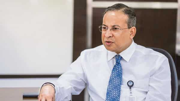 The demand for renewables is huge in the country; we're still below 95GW and the plan is to reach 450GW, said Praveer Sinha, managing director and chief executive of Tata Power.