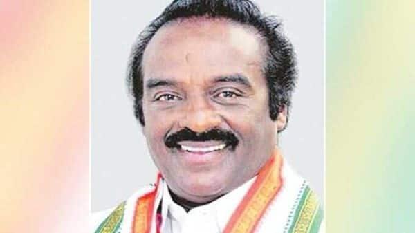 Congress MP H Vasanthakumar (Twitter account of Congress Party)