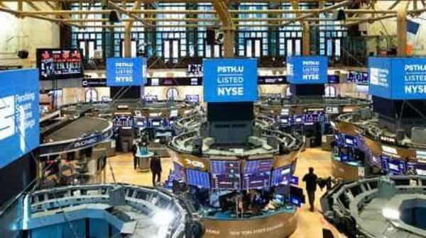 FILE - This July 22, 2020 photo provided by the New York Stock Exchange shows the trading floor in New York.  The S&P 500 is once again flirting with its record levels, as stocks drift a bit higher on Wall Street Tuesday, Aug. 18.    (NYSE Photo by Colin Ziemer via AP) (AP)