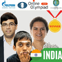 The Indian team won gold for the first time in a chess Olympiad  (Photo: International Chess Federation)