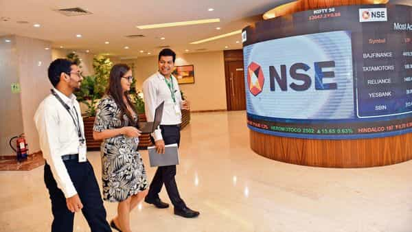 The shareholding threshold in NSE was breached when LIC acquired a 51% controlling stake in IDBI Bank (MINT_PRINT)