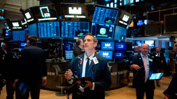 The S&P 500 was down 3.4% as of 11:20 a.m. Eastern time