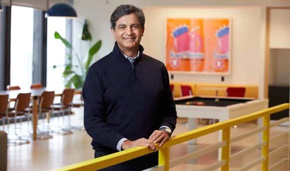 WeWork's global CEO Sandeep Mathrani