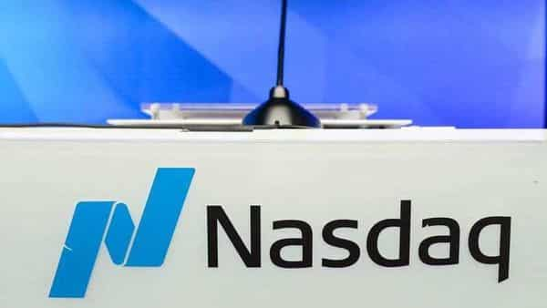 A podium is seen in the client experience space at the Nasdaq Market site in New York, U.S., May 2, 2019. REUTERS/Brendan McDermid/Files (REUTERS)
