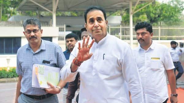 Maharashtra home minister Anil Deshmukh.