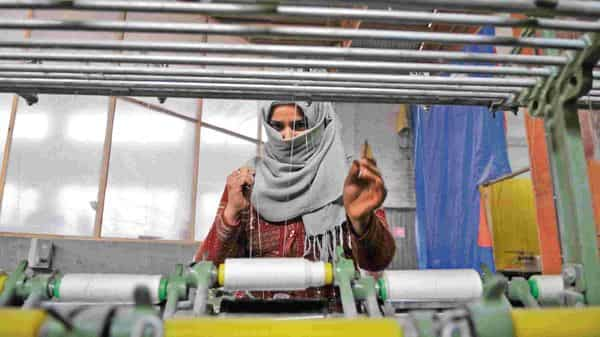 The Union government wants to change India's status as a major importer of silk yarn.ht