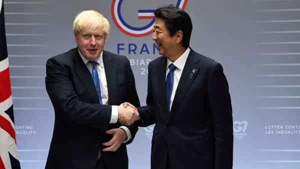 UK inks Japan trade deal in principle just as EU talks sour