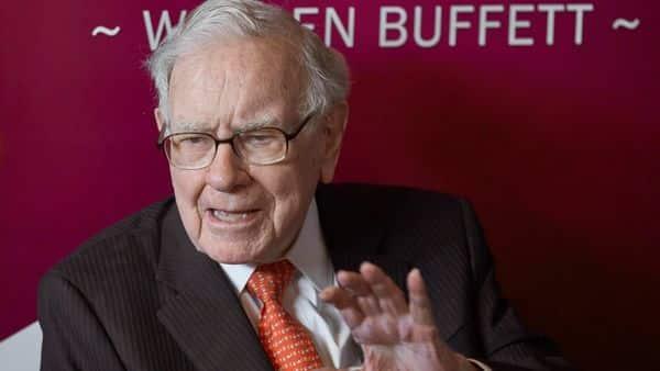 Warren Buffett, Chairman and CEO of Berkshire Hathaway (AP)