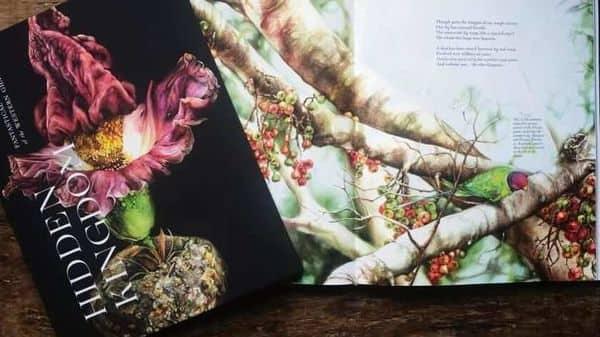 The book 'Hidden Kingdom: Fantastical Plants Of The Western Ghats ' (2019). Photographs by Nirupa Rao