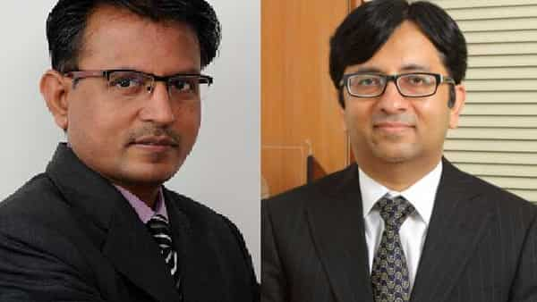 Nilesh Shah-led Kotak Standard Multicap Fund is the largest multi cap fund; Rajeev Tkakkar manages Parag Parikh Long Term Equity Fund, the best performing fund in the category. (Photo: Mint digital)