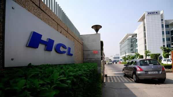 HCL Tech gained 8% in Monday's trade and is leading the gains in Nifty 50 shares.