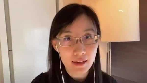 Chinese virologist Dr Li-Meng Yan