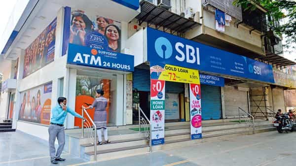 SBI had introduced OTP based cash withdrawals from ATMs from January 1 (MINT_PRINT)