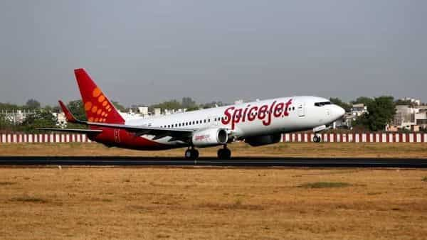 SpiceJet has operated 220 flights since the lockdown began, carrying more than 1,850 tonnes of cargo, more than double of all domestic airlines combined. (Reuters)