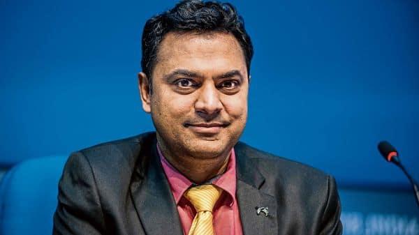 K. Subramanian, chief economic adviser.
