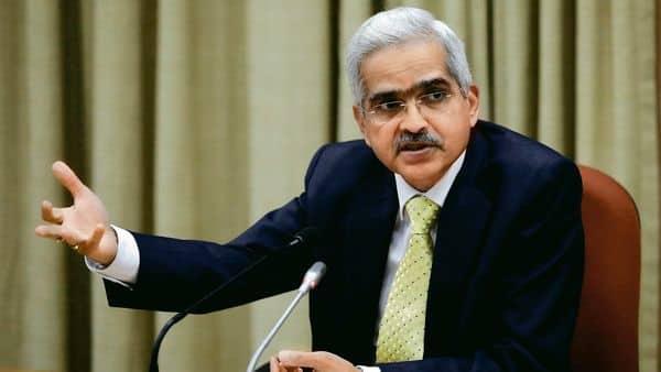 Reserve Bank governor Shaktikanta Das. (Reuters)