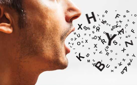 Researchers at Moscow's RUDN University believe that the number of covid-19 cases in a country could be related to the use of aspirated consonants in the primary language of communication there. Photo credit: iStock
