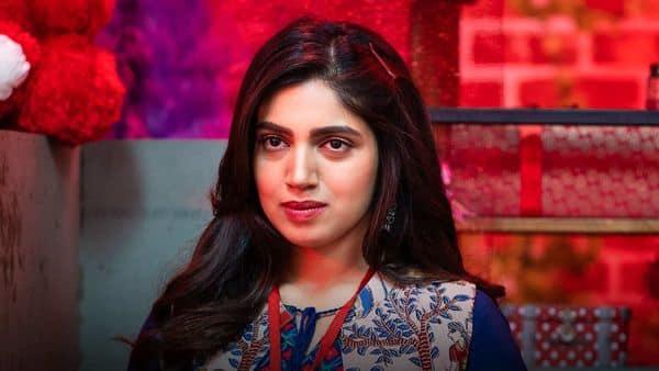 Bhumi Pednekar in 'Dolly Kitty Aur Woh Chamakte Sitare'. Credit: Netflix