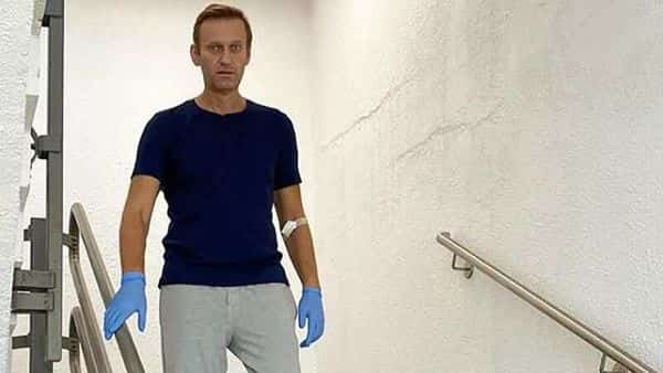 Russia's Navalny says he's now more than 'technically alive'