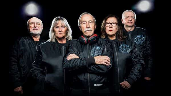 The Silver Snipers from Sweden are the world's first senior CS:GO team. (Credit: Facebook/SilverSnipers/Lenovo)