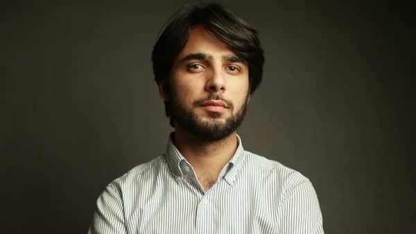 Ahmer Khan (photo: Siddharth Bokolia)