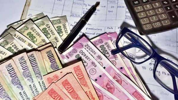 Account lager with Indian money (istockphoto)