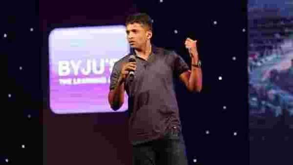 Byju's founder Byju Raveendran.