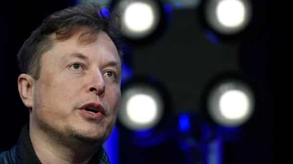 Tesla and SpaceX Chief Executive Officer Elon Musk  (AP)