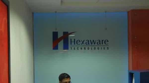 Shares of Hexaware Technologies rose 2% to hit a record high of  ₹468.95 on Wednesday. Photo: Hemant Mishra/Mint (Hemant Mishra/Mint)