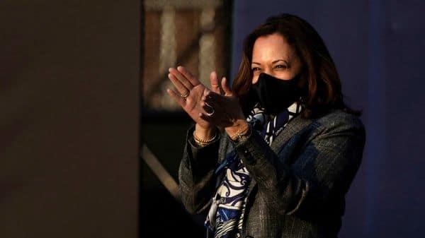 Kamala Harris Brings Hollywood Cash To Biden Campaign